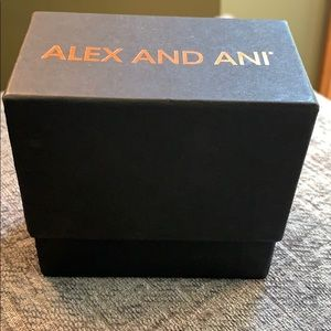 Alex and Ani Jewelry Boxes, quantity 10